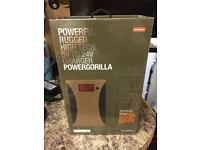 New powertraveller powergorilla for laptop, tablet and phone power bank