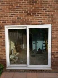 slider patio doors fully working £90ono