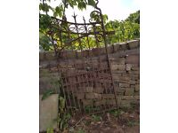 Wrought Iron Gate Heavy Duty