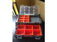 Black Decker Workmate Professional Cantilever Organiser DIY Box