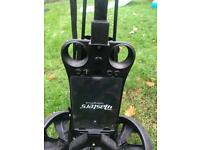 Golfing trolley new never used