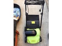 Lawn rake and scarifier £15