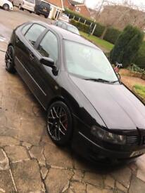 Seat Leon cupra turbo 245bhp