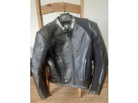 Bks mens motorcycle jacket