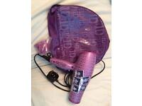 One direction hair dryer