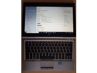Laptop GC HP LED 12.5 inch HD i5 3rd.gen, 4GB RAM, Win 10 pro, 320GB HDD, HD4000, DVD, Webcam, Wifi
