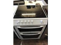 Indesit electric cooker 60cm wide