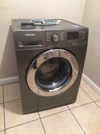 Samsung Ecobubble 7kg Washing Machine -- needs repair (?bearings?)