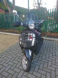 Vespa Primavera 125 ABS Touring - 2 years ago old, one owner, full service history