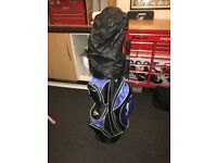 Golf clubs. Complete set perfect for a beginner