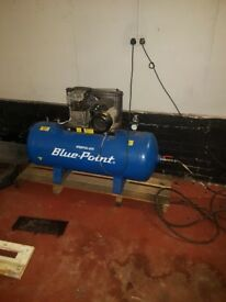 Bluepoint/snap on air compressor