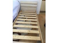 Single matching bed frames (Nolte range from Fulton's)