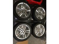 Audi A6 Sline Wheels/alloys