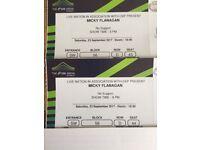 Micky Flanagan tickets for 23 September