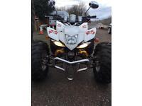 250cc 4 stroke quad road registered