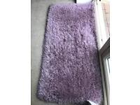 Next soft shimmer rug