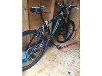 Nice mountain bike for sale with front disc brakes have a look