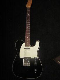 Japanese Fender 62 Bound Telecaster