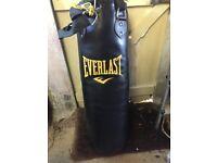 Punch bag. Everlast