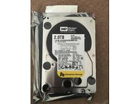 "WD 2tb Enteprise 3.5"" SATA HDD"