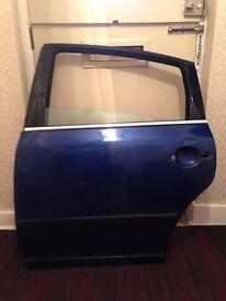 Left Rear door for VW Passat 2000/2005 Saloon, Blue