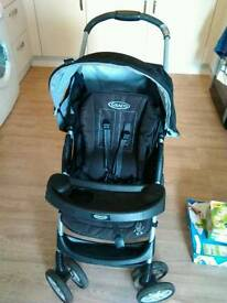 Greco pushchair