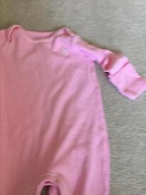 Ralph Lauren sleepsuits