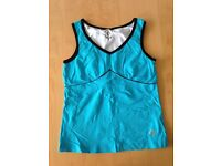 Ronhill women's sports running vest top size 14