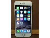 IPhone 6 Plus unlocked to any network 16gb