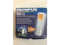 Olympus Digital voice recorder brand new