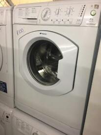 7KG HOTPOINT WASHING MACHINE GOOD CONDITION 🌎🌎