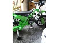Avigo scrambler electric bike