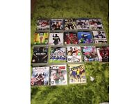 PS3 18 games