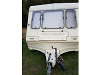 Craftsman Miracle 155 Caravan 1983