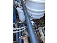 Grey Class C PVC Pipe