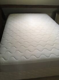 Double bed with double mattress £70ono Faversham