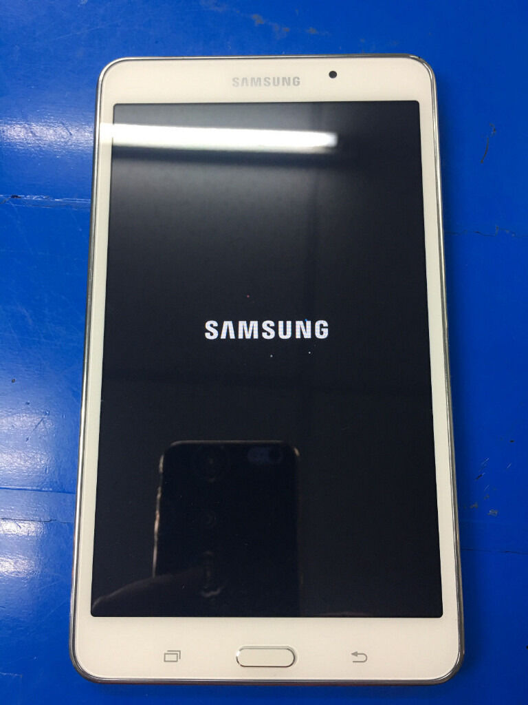 Samsung Galaxy Tab 4 SM T230 8GB, Wi Fi, 7inWhite (Latest Model) TABLETin Walthamstow, LondonGumtree - Samsung Galaxy Tab 4 SM T230 8GB, Wi Fi, 7in White (Latest Model) TABLET This is Used Tab 4 T230 in white color but in very good condition. ITS WIFI ONLY it will come with original samsung cable