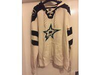CCM Texas Stars Ice Hockey Hoody Small