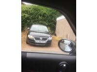 V W PASSAT FOR SPARES OR REPAIR