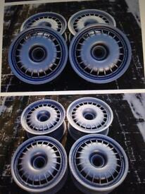 Bbs Bugatti eb 110 magnesium alloys