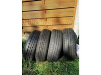 Brand new tyre tyres 175/65/R- 14 MICHELIN 175 65 R 14 balanced wheel wheels DELIVERY