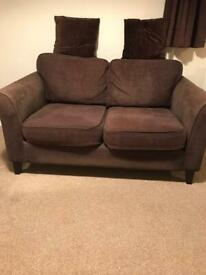 2 seater couch sofa settee chair perfect condition