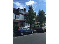 One bedroom flat. Also whole property available planning possible for 6 flats Investors enquire