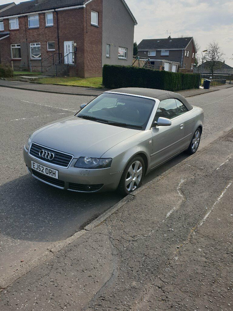Audi A4 Convertible   Intermittent Electrical Fault