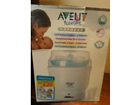 Avent electric steam sterliser