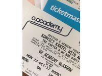 2x AKON stalls standing tickets Mon 23rd October O2 Academy Glasgow