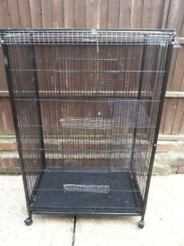 Large cage for ferret chinchilla rat
