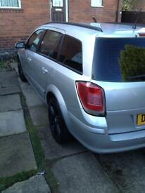 06' Vauxhall Astra H Estate: 1.6 Twinport