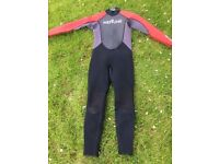 Wet Suit Neptune G-Force Age 11-12
