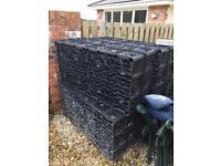 Soak away drainage crates